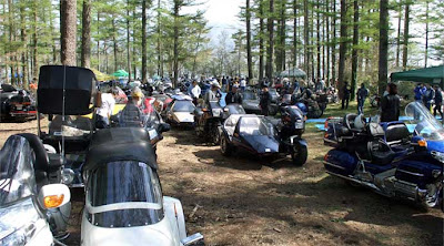 And this comes from 2007 Festival Yamanakako sidecar