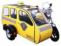 Taxi Sidecar