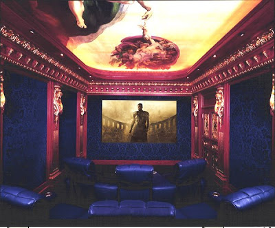 36 Creative and Cool Home Theater Designs (70) 61
