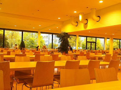 Lufthansa Hamburg Canteen (2) 2