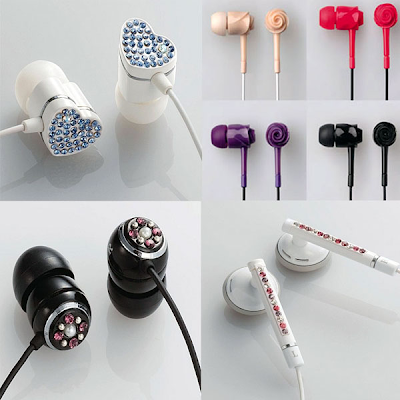 Elcom Designer Earphones