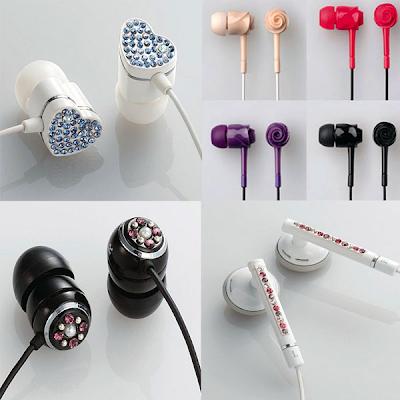Elcom Designer Earphones