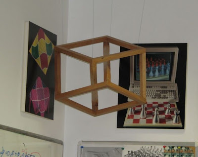 Escher Cube (3) 1