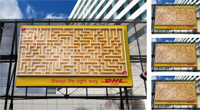 20 Creative and Cool Uses of Maze In Advertisements (20) 1