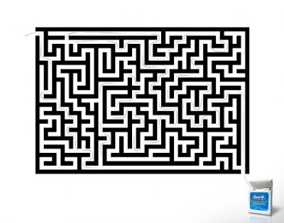 20 Creative and Cool Uses of Maze In Advertisements (20) 13