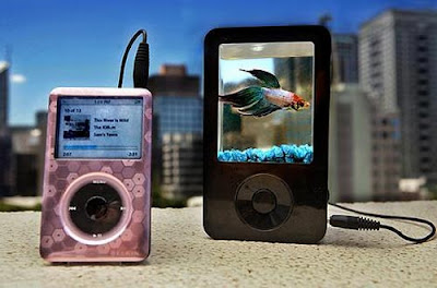 Ipond Portable Aquarium Speaker
