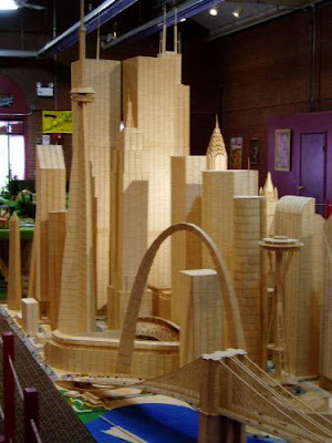 Toothpick Sculptures (21) 4