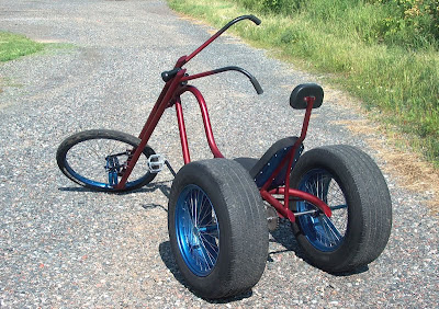 Most Unusual Bikes From All Over The World (39) 18