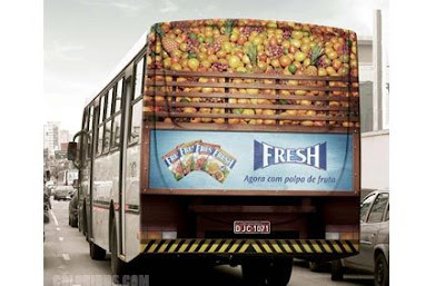 Creative and Clever Bus Advertisements - Part: 3 (18) 15