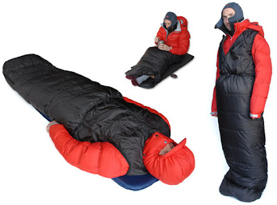 Cool and Creative Sleeping Bags (9) 9
