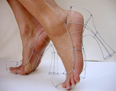 Wire Sculptures From Around The World (36) 13