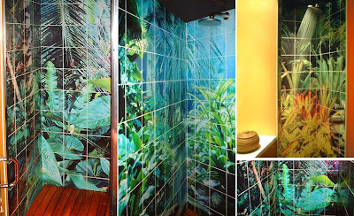 Modern and Cool Bathroom and Kitchen Tiles (30) 12