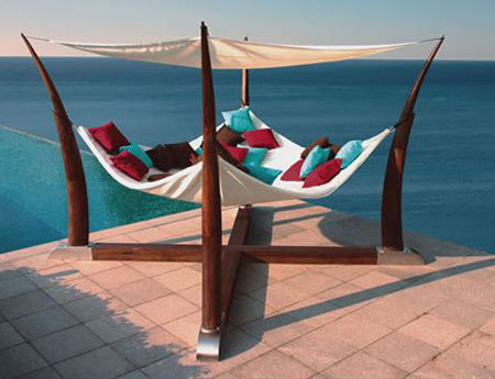 20 cool and modern hammock designs  30  4     20 cool and modern hammock designs   rh   crookedbrains