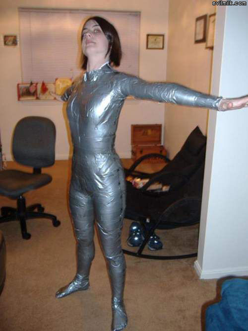 Cool And Creative Uses Of Duct Tape