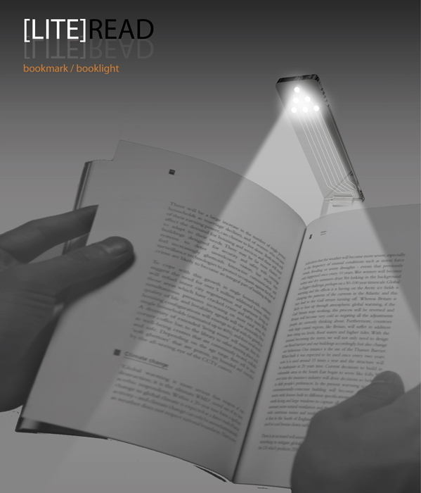 Cool Reading Light 15 awesome and coolest book reading gadgets.