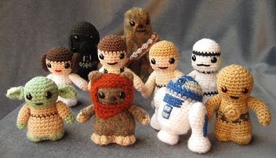 Starwars Mini Amigurumi Patterns (11) 1