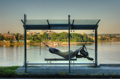 25 More Cool And Unusual Bus Stops (25) 11