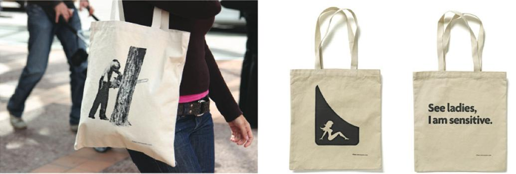 Creative and Smart Shopping Bags.