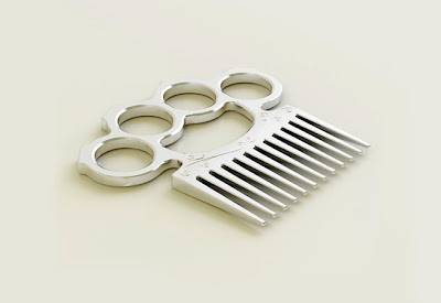 Creative and Cool Brass Knuckles Inspired Products (15) 7