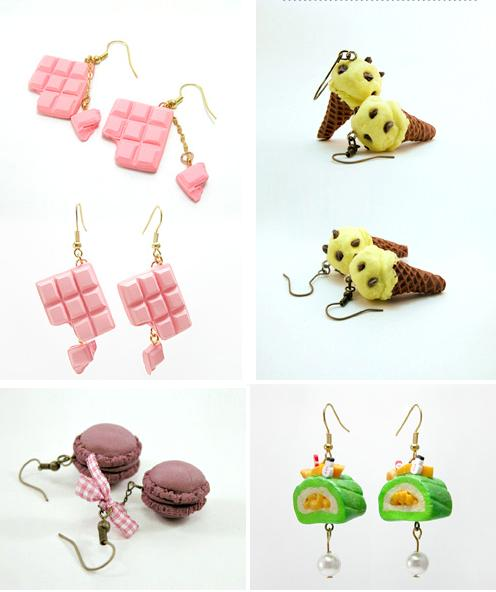 Creative Earrings: 50 Cool And Creative Earring Designs