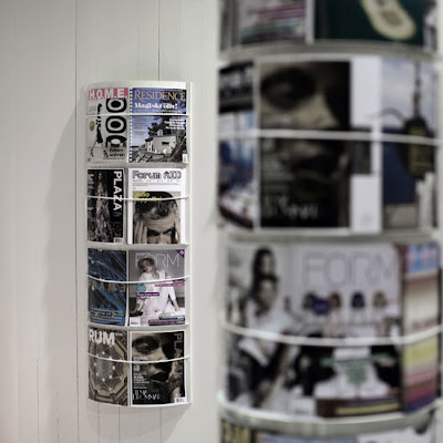 30 Creative and Cool Magazines Holders (30) 12