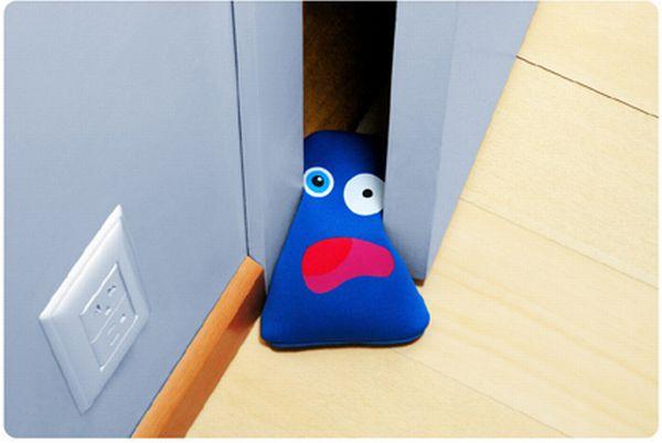 16 creative and cool doorstops