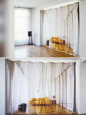 15 Creative and Cool Curtains (15) 2