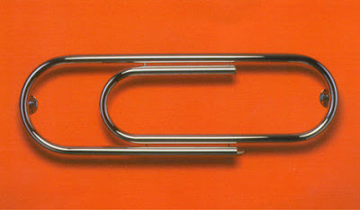 Paper Clip Inspired Products, Artwork and Designs (33) 8