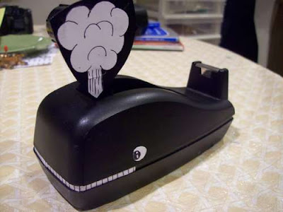 30 Creative and Cool Tape Dispenser Designs (30) 25
