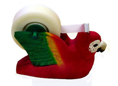 30 Creative and Cool Tape Dispenser Designs (30) 13