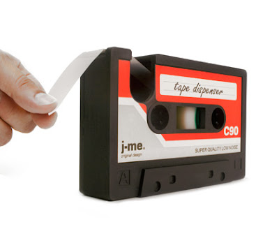 28 Cassette Inspired Products and Designs (32) 4