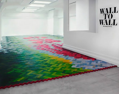9 More Creative and Cool Flooring Designs (9) 7