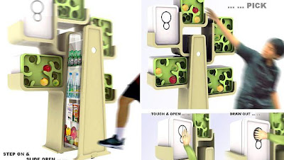 20 Creative and Cool Refrigerator Designs (21) 12
