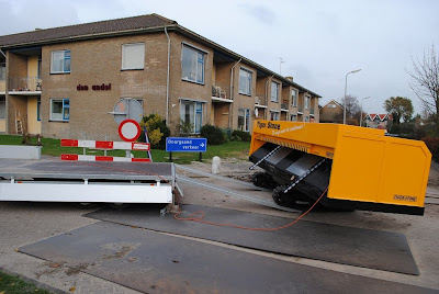 Innovative Machine for Building Roads (10) 9