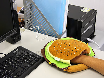 18 Creative and Cool Burger Inspired Gadgets and Designs (20) 20