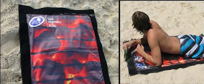 12 Creative and Clever Beach Towels (15) 3