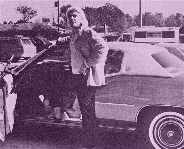 Image result for Ric Flair in Cadillac