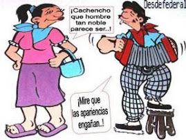 CACHENCHO ENCONTRO COMPAÑERA