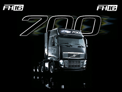 truck wallpapers. VOLVO TRUCK WALLPAPERS