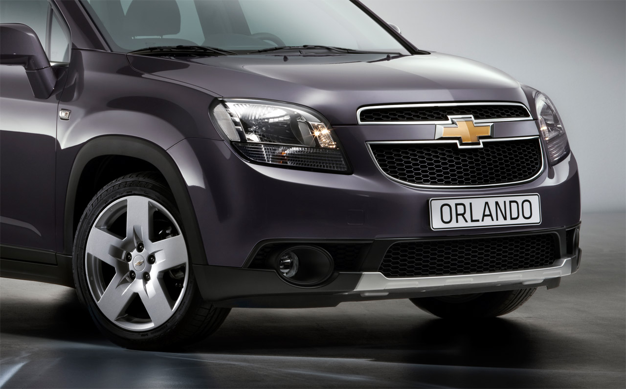 99 Wallpapers 2011 Chevrolet Orlando Car Wallpapers