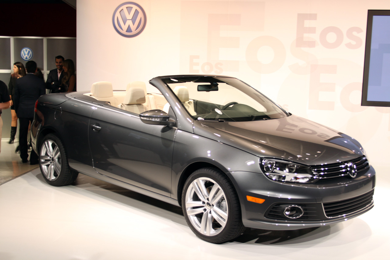 Used 2012 Volkswagen Eos Pricing - Edmunds.com