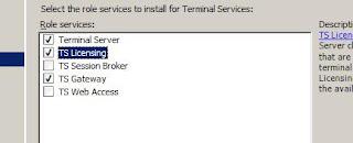 ¿Como configurar el rol Terminal Server en Windows Server 2008? 3