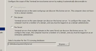 ¿Como configurar el rol Terminal Server en Windows Server 2008? 6