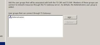 ¿Como configurar el rol Terminal Server en Windows Server 2008? 9