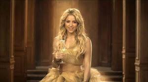 Ya puedes ver,el nuevo spot de Freixenet protagonizado por Shakira