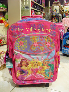 OMI (One Million Ideas) Collections: Trolly (Untuk anak SD kelas 3-6)