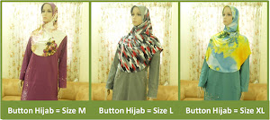 Button Hijab