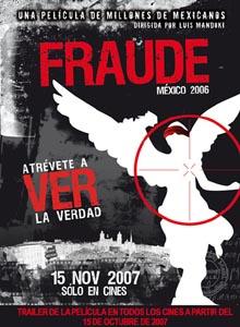 FRAUDE : MEXICO 2006