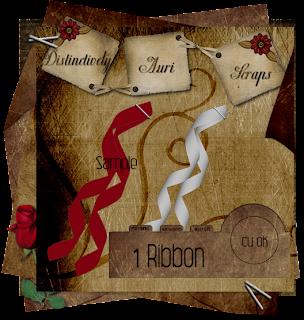 Ribbon - By: Distinctively Auri Scraps DA_CURibbonPreview