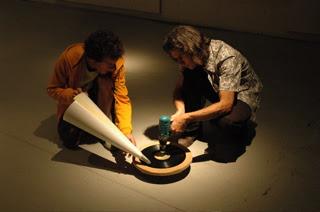 Nuno and Lawrence playing Norwegian Wood
